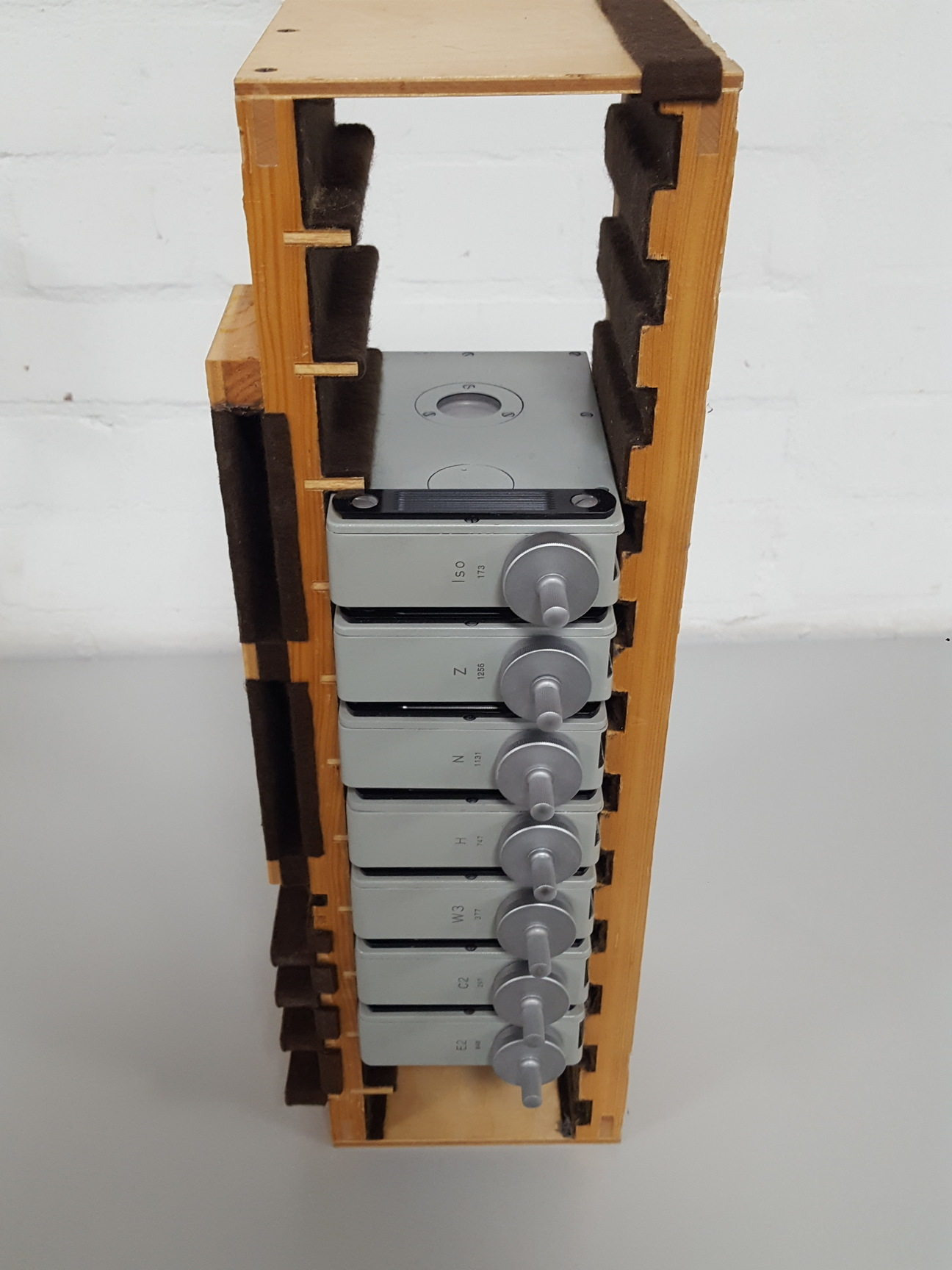 Carl Zeiss Projection Tool Makers Microscope   Optics