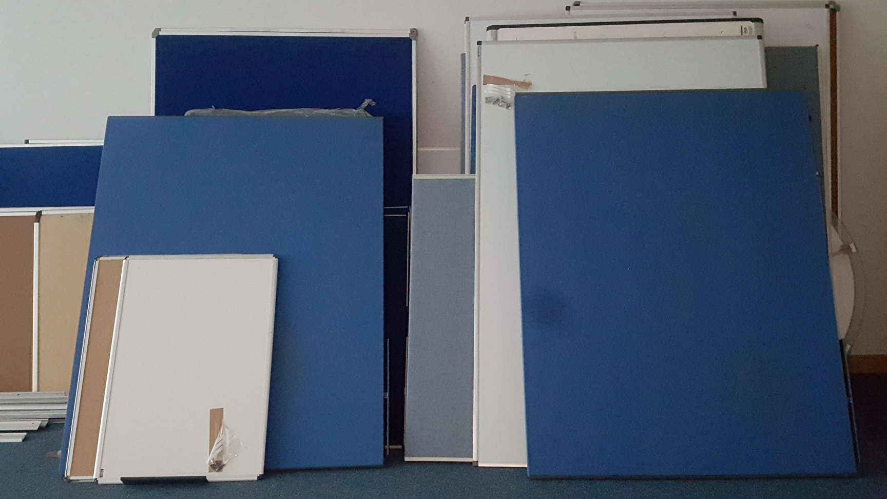 Cool Job Lot Of High Quality Office Furniture Whiteboards Noticeboards Units Resale R Beutiful Home Inspiration Cosmmahrainfo